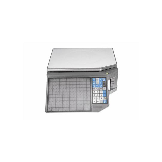 Qr-870 balanza con impresor y displey
