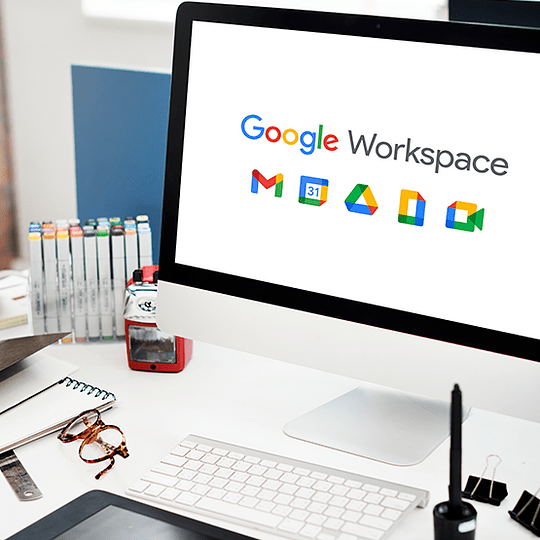 Connection with google workspace