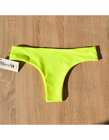 Fluor yellow culotte
