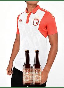 Camiseta Umbro - Blanca - Talla M (+ 2 cervezas)