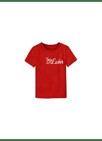 Cam. niño - Talla 2 - Rojo - SDL
