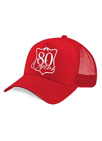 Gorra - Esc 80 años