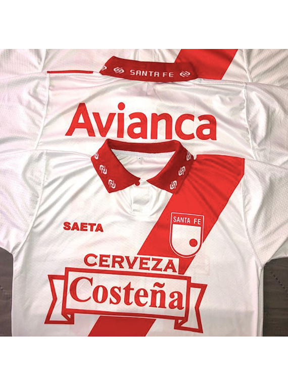 Camiseta Retro SAETA - MUJER - Talla S - Cruzada