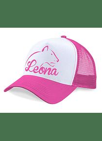 Gorra malla - Leona