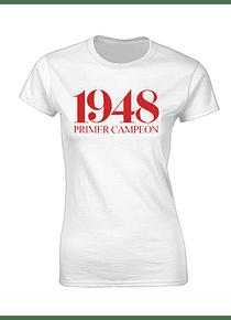 Camiseta mujer - 1948 pc