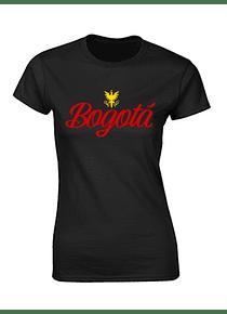 Camiseta mujer - Bogota let