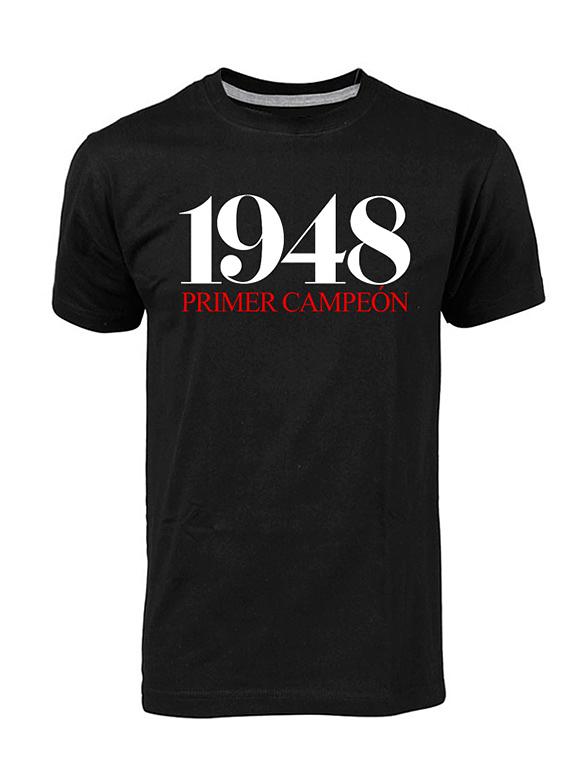 Camiseta hombre - 1948 primer campeón