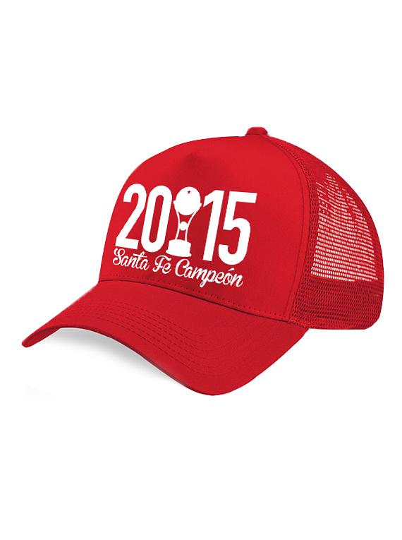 Gorra malla - 2015 SF campeón