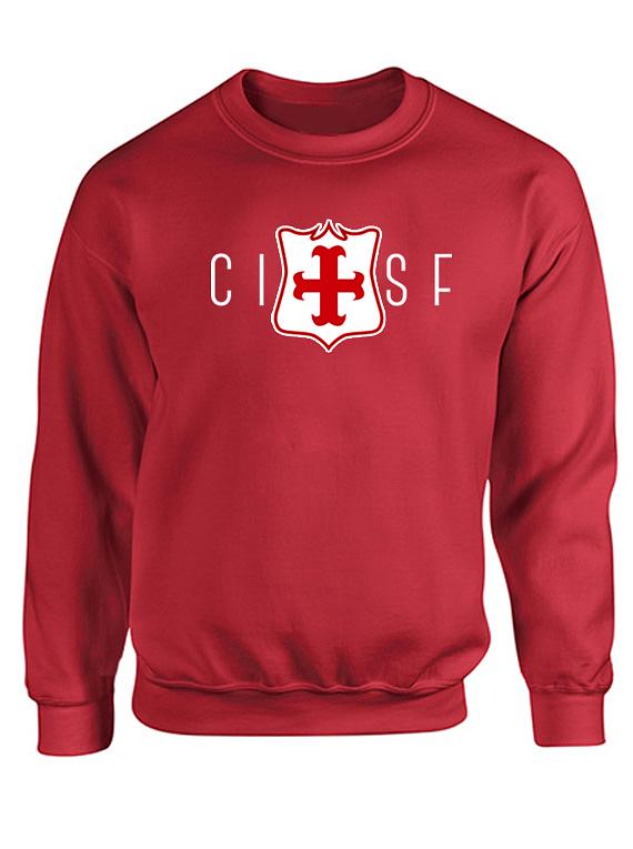 Saco cuello redondo - CISF