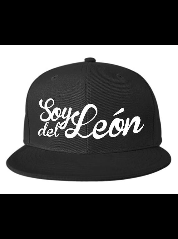 Gorra plana - Soy del León