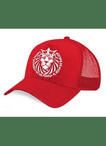 Gorra malla - León somos la fuerza de un pueblo