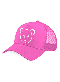 Gorra leoncitos - cara leona