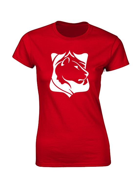 Camiseta de mujer - Escudo Mujer Leona