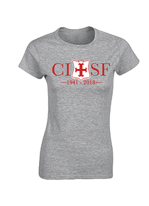 Camiseta mujer - CISF 1941 2018