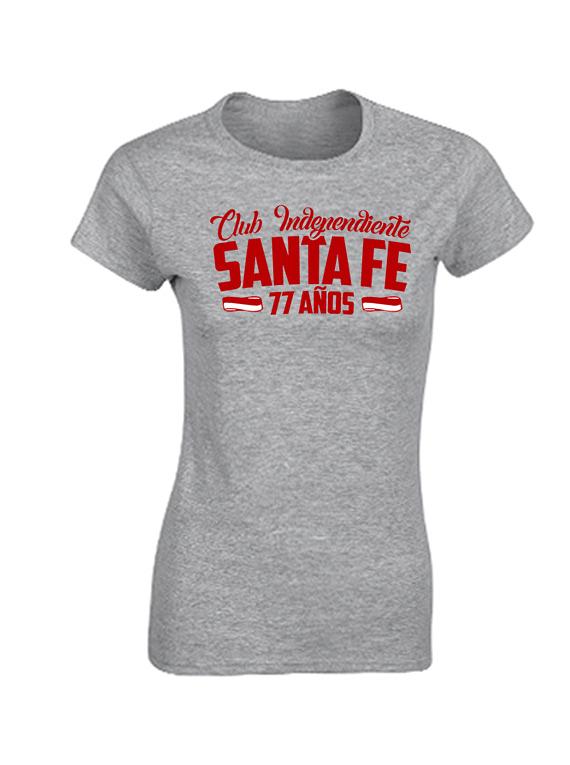 Camiseta mujer - Club Ind SF