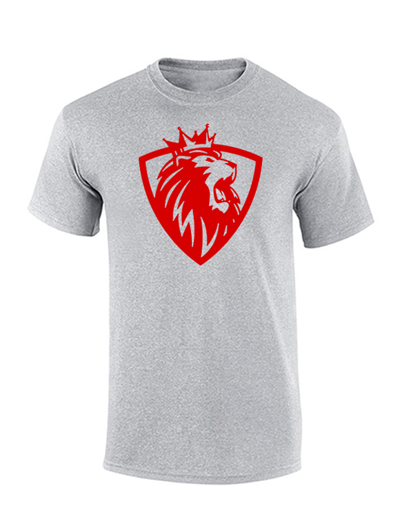 Camiseta hombre - León Rey