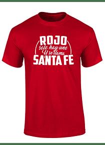Camiseta hombre - Rojo solo hay uno