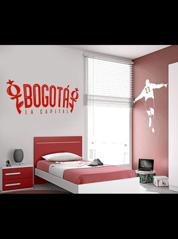 Impresión decorativa - BTA la capital 100X60 cm