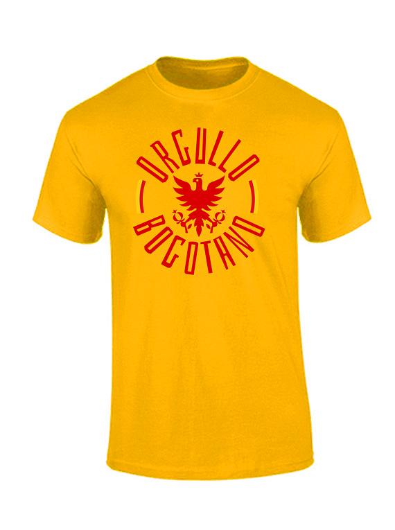 Camiseta hombre - Orgullo Bogotano