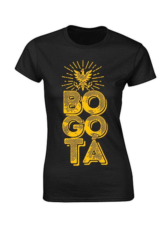 Camiseta mujer - BOGOTA