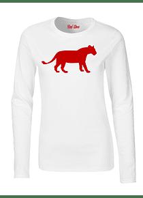Camiseta Blanca - Manga larga - elige diseño