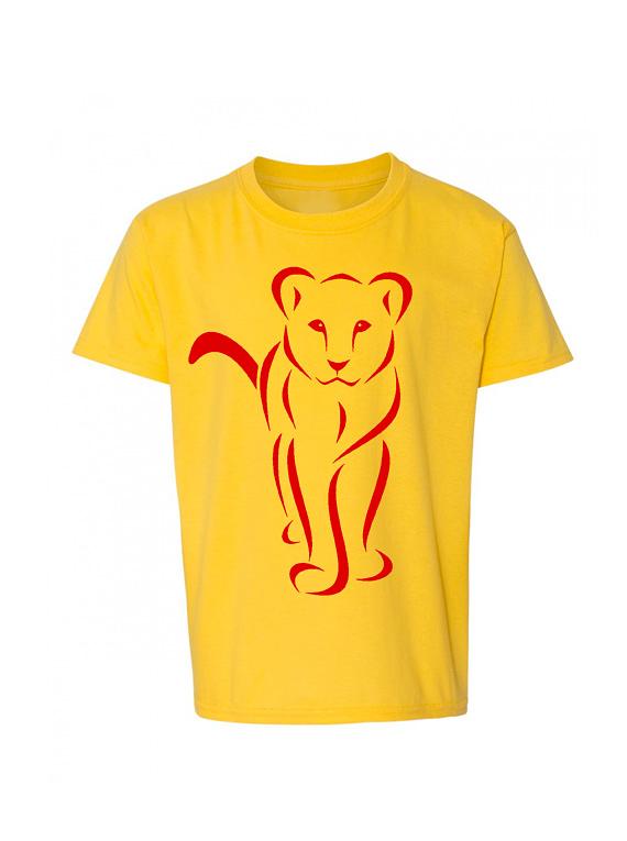 Cam. niño/a - Amarillo - Elige diseño