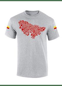 Camiseta hombre - Ciudad Bogotá