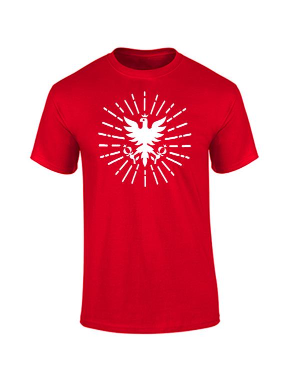 Camiseta hombre - Aguila Explo