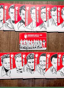 Tarjetas coleccionables - Santa Fe Campeón 1948