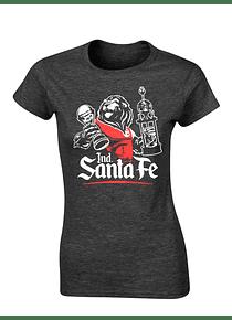 Camiseta mujer - León copas