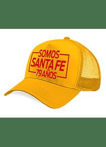 Gorra - Malla - Somos Santa Fe 79 años