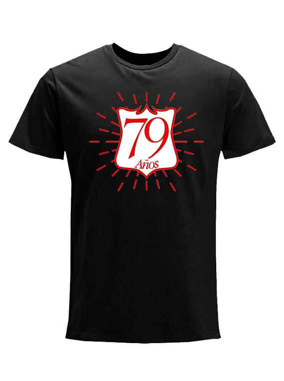 Camiseta - ESC 79 años