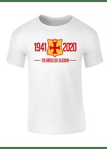 Camiseta - 79 años de gloria