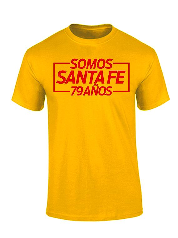 Camiseta - Somos Santa Fe 79 años