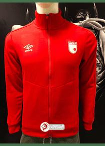 Chaqueta roja - Santa Fe - Umbro 2020