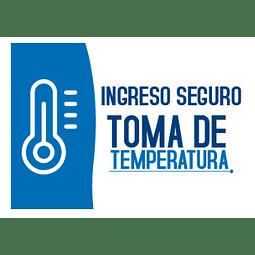 Señalización Toma de Temperatura Ref. 413008
