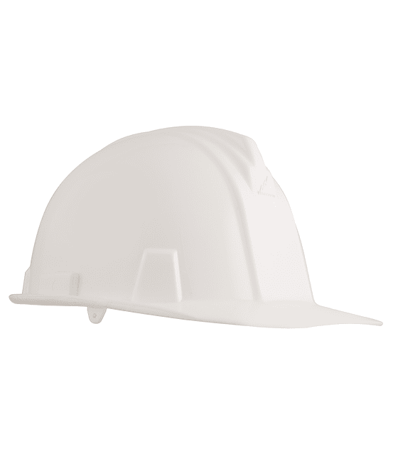 Dielectric Helmet with Rachet 4 Support Points White Ref. A1300