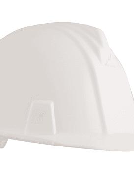 Casco Dielectrico con Rachet 4 Puntos de Apoyo Blanco Ref. A1300