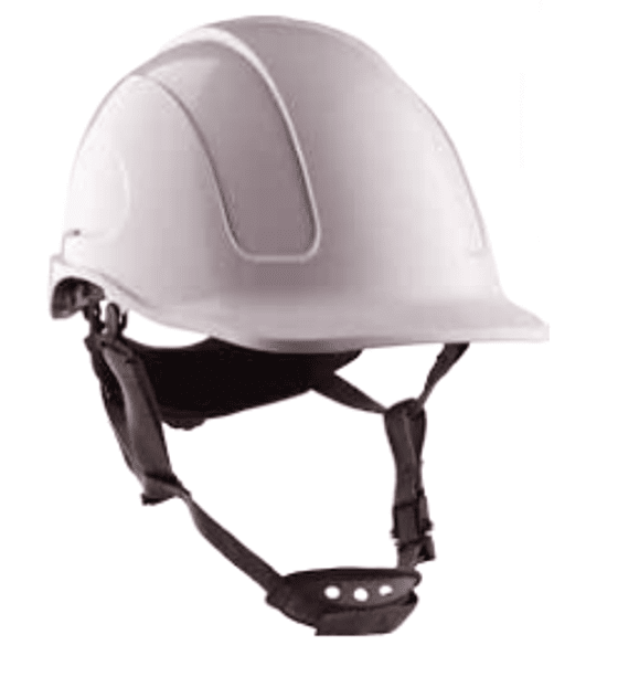 Steelpro Mountain Type II White Helmet Ref. 270034