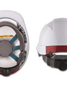 Steelpro Mountain Type II White Helmet Ref. 270034