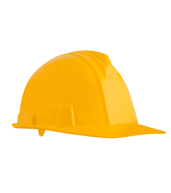Dielectric Helmet with Rachet 4 Support Points Yellow Ref. A1300