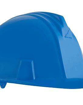 Casco Dielectrico con Rachet 4 Puntos de Apoyo Azul Ref. A1300