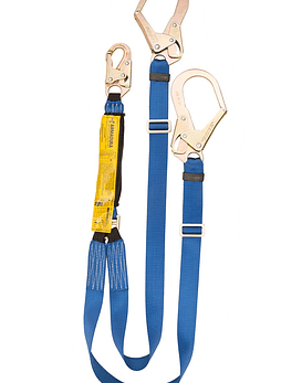Sling Armature Double Terminal with Absorber Ref. A0358G