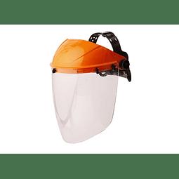 Careta de protección Libus naranja Ref. 901380