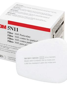 Filtro 3M Material Particulado Ref. 5N11