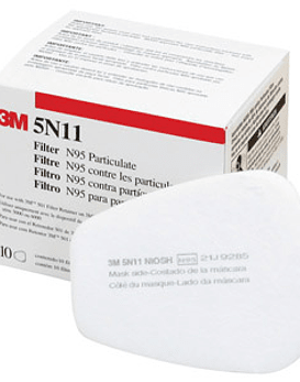 Filter 3M Particulate Material Ref. 5N11