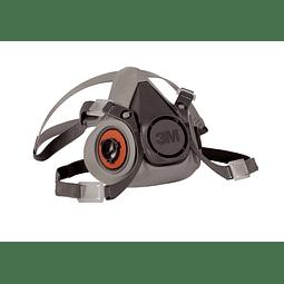 Respirator 3M Half Face Size M Ref. 6200