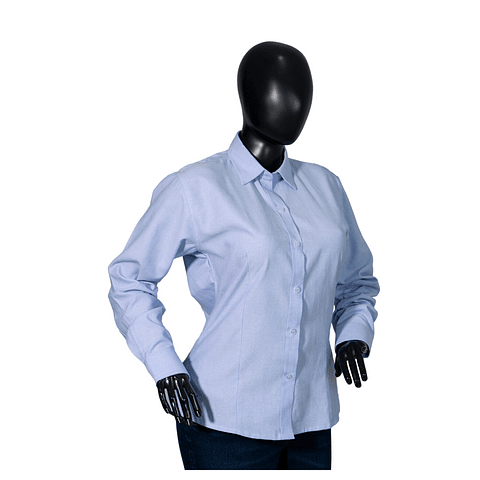 Oxford Long Sleeve Lady Shirt Ref. 103011