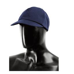 Gorra Dril Azul Oscuro Ref. 160110