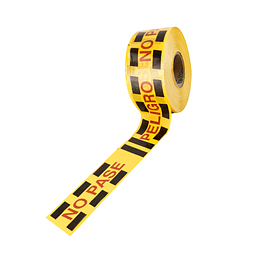 Signage Tape x 500 Mts Ref. 401009